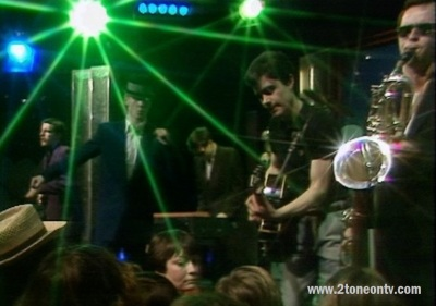 Madness performing The Prince on Top of the Pops on 20/09/79