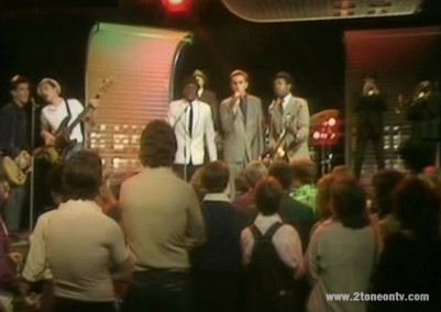 The Specials A Message To You, Rudy on Top of the Pops 1979