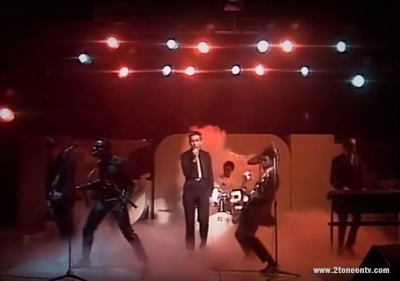 The Specials Gangsters TopPop 1979