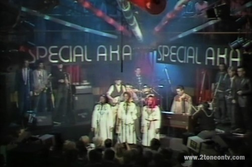 The Special A.K.A. on The Tube 1984