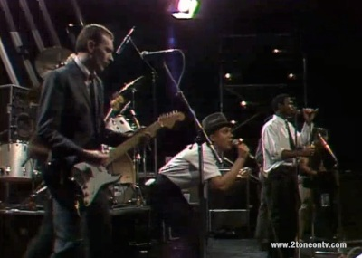 The Selecter on Folllies 1980