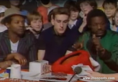 The Specials Tiswas 1980