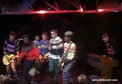 The Specials Do Nothing Top of the Pops 1980