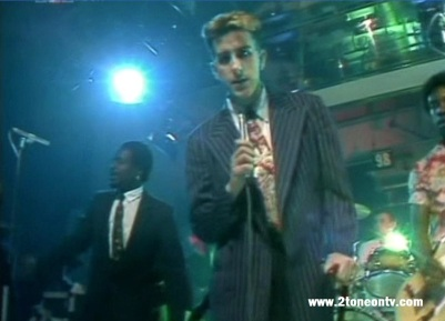 Terry Hall The Specials Ghost Town Top of the Pops 1981