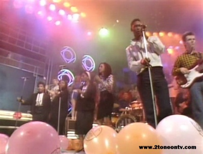 The Special AKA Nelson Mandela Top of the Pops 1984